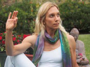 Amazing Yoga Teacher