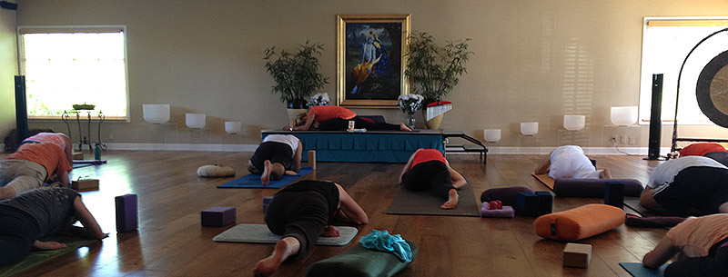 Soul of Yoga - Encinitas Class